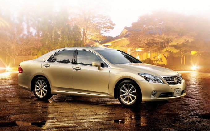 toyota crown wallpaper background