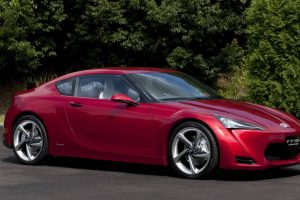 toyota ft 86 concept wallpaper