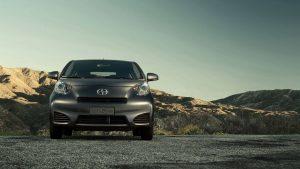 Toyota Scion IQ Wallpaper