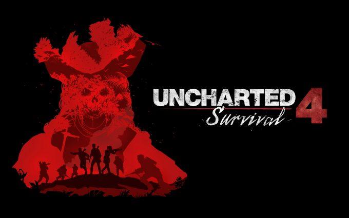 uncharted 4 survival 4k 8k wallpaper background, wallpapers