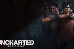 Uncharted The Lost Legacy Wallpaper 4K 8K