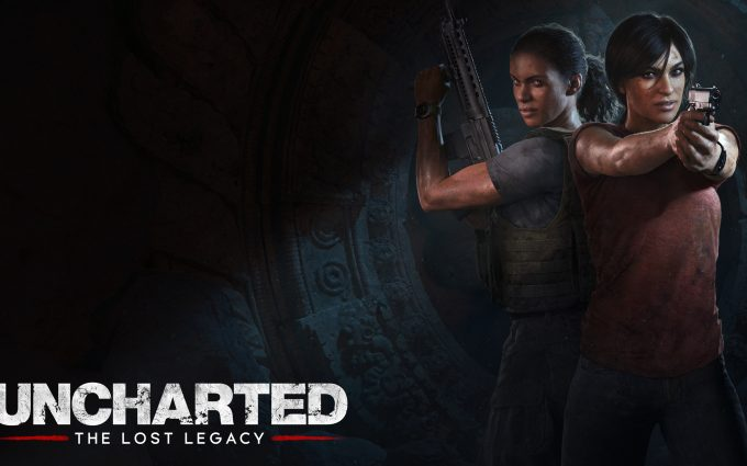 uncharted the lost legacy wallpaper 4k 8k background