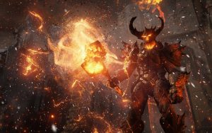 Unreal Engine 4 Wallpaper Background