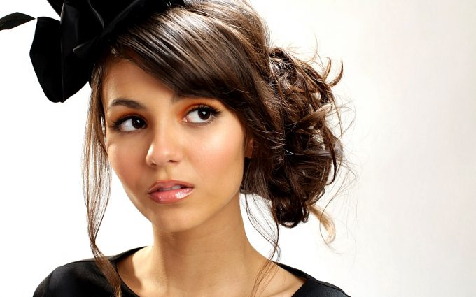 victoria justice hair style wallpaper background