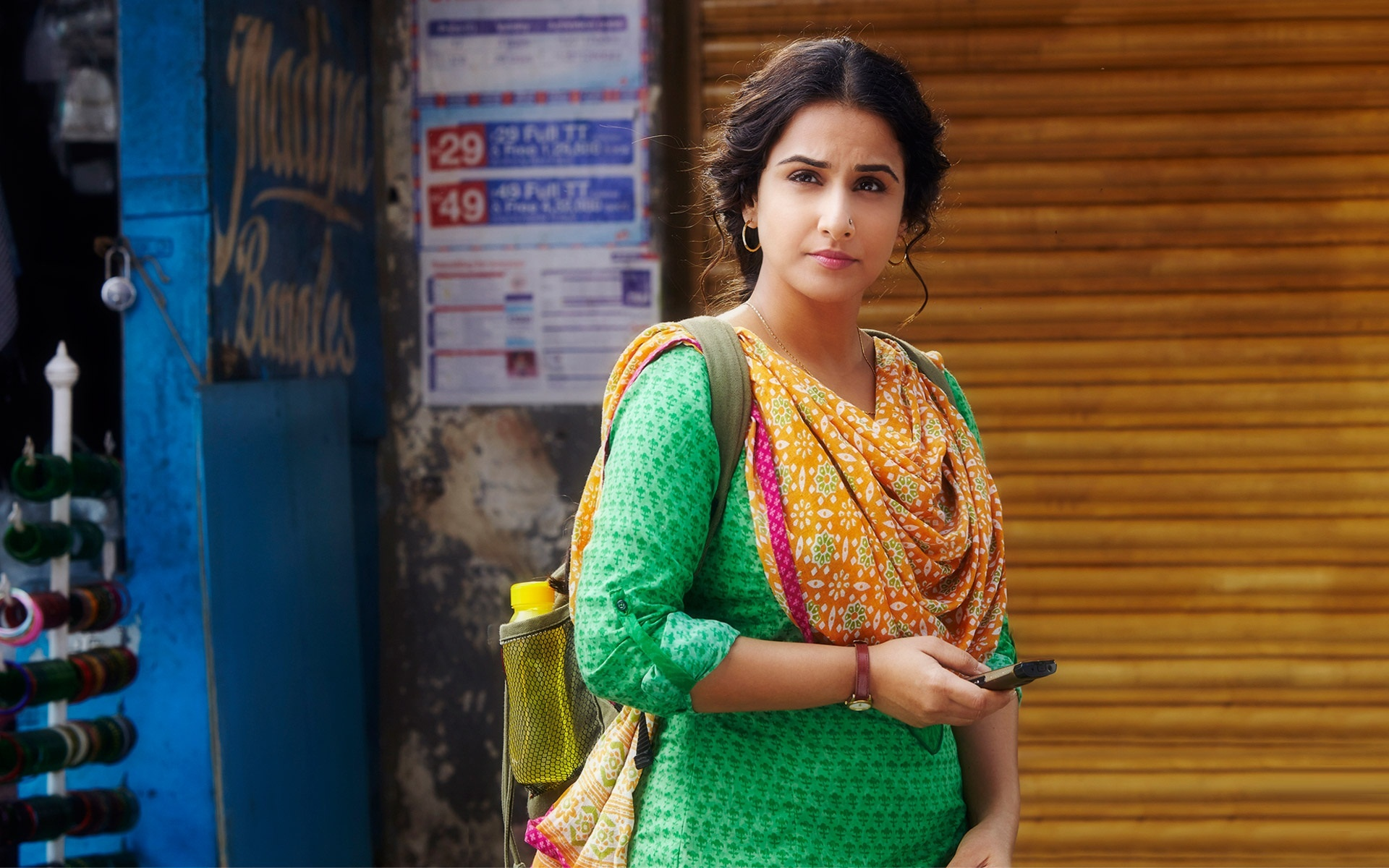 vidya balan in bobby jasoos wallpaper | hd wallpaper background