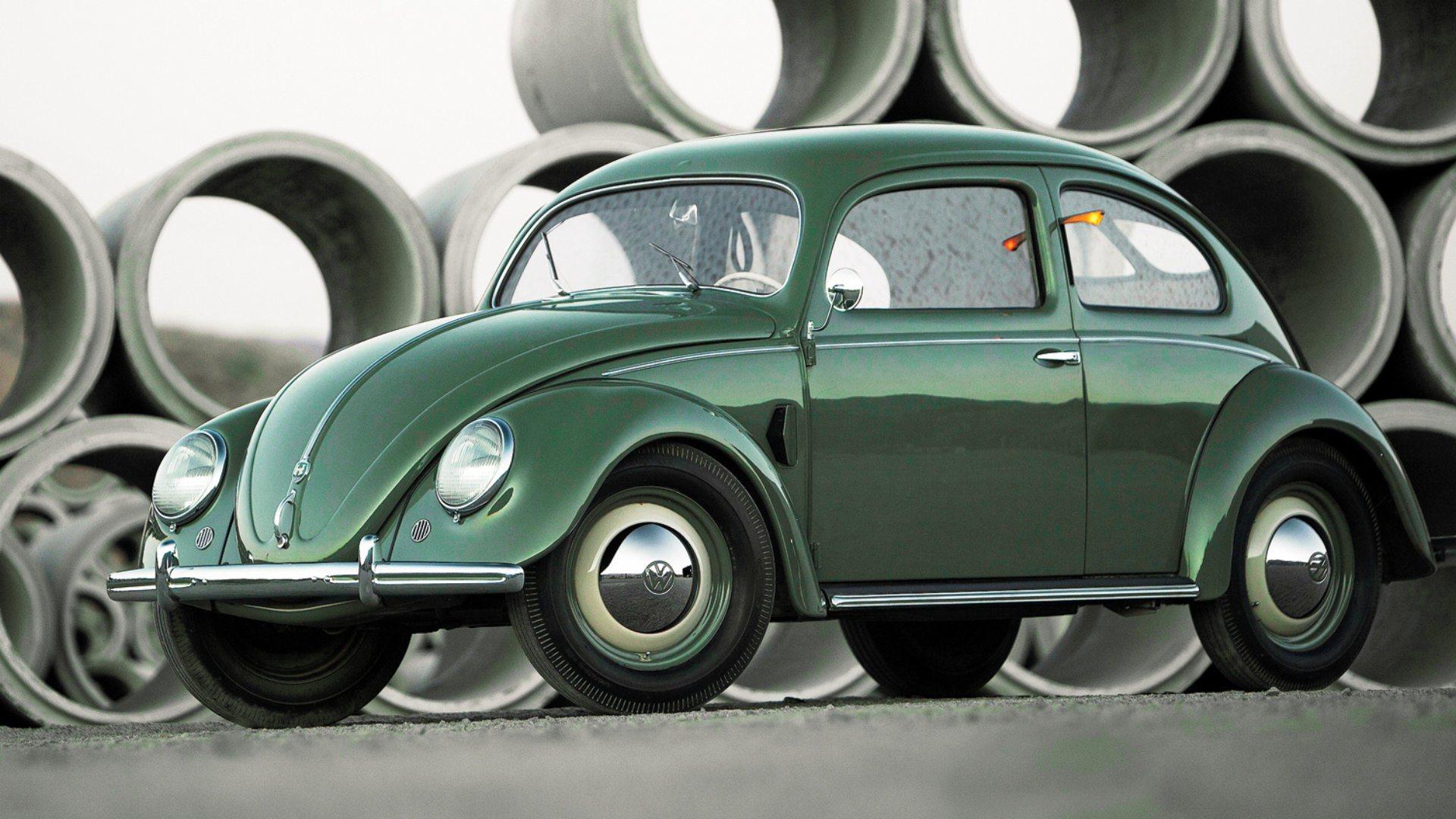 volkswagen beetle classic wallpaper background