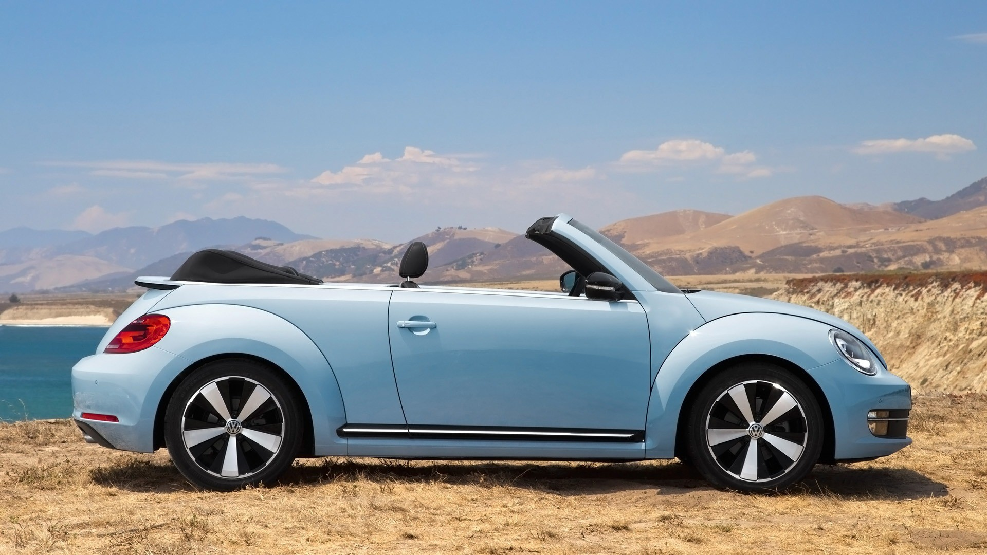 volkswagen beetle convertible wallpaper background