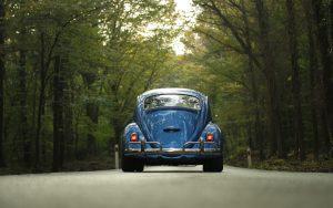 VW Beetle Classic Wallpaper