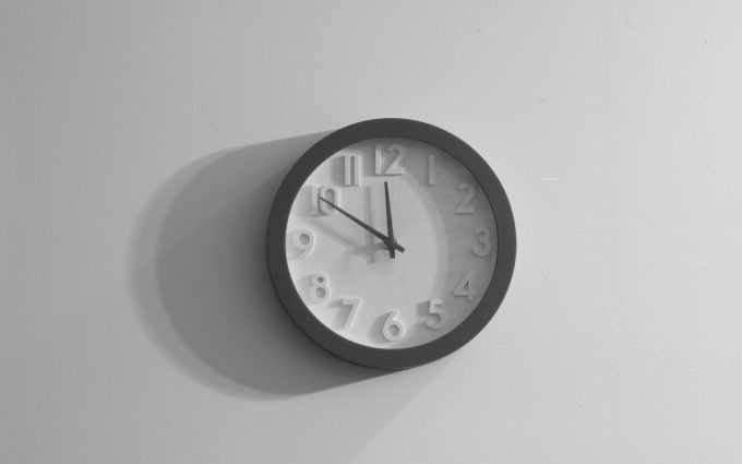 wall clock wallpaper background