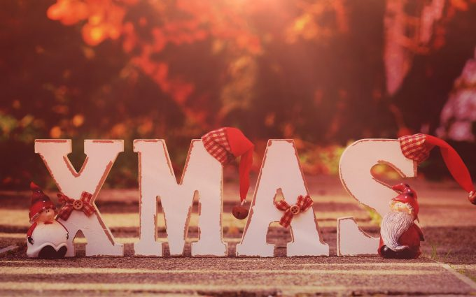 xmas wallpaper background