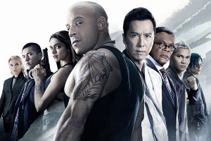 xXx Return of Xander Cage Wallpaper