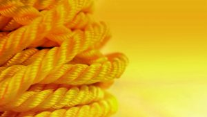Yellow Rope Wallpaper Background