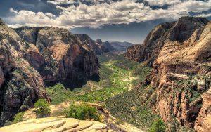 Zion National Park 4K Wallpaper