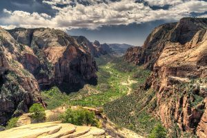 zion national park 4k wallpaper background